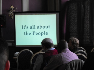 KohaCon 12 - It's all about the people