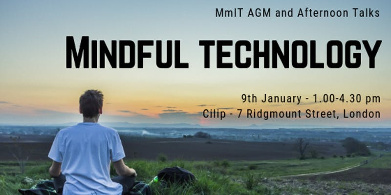 #MindfulTech19 : start 2019 by resolving  to manage technology rather than letting  it manage you
